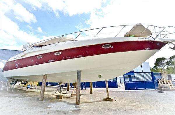 Antes de vinilidar tu embarcaciones Mallorca 3M para yates