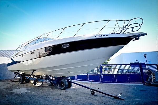Después de vigilado de tu embarcaciones Mallorca 3M para yates