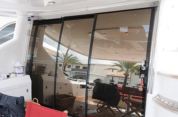 laminas de control solar para ventanas Mallorca